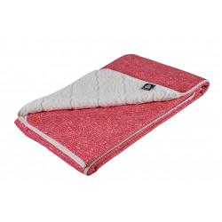 Picknick-Sommerdecke rot
